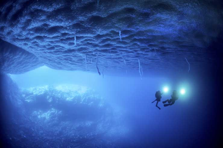 Blancpain Ocean Commitment II Gombessa