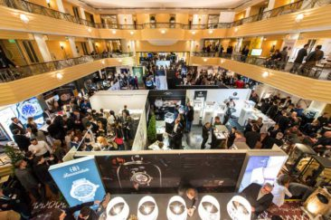 MunichTime 2016: Die Welt der feinen Uhren zu Gast in München