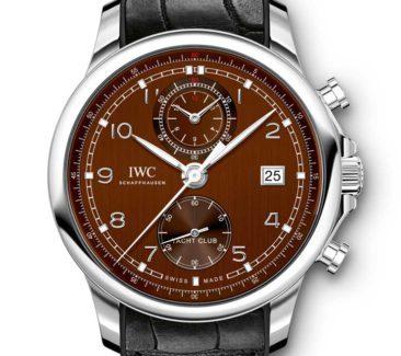 IWC Portugieser Yacht Club Chronograph Edition Boesch