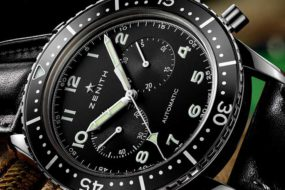 Revival eines Klassikers: Zenith Heritage Chronometro Tipo CP-2