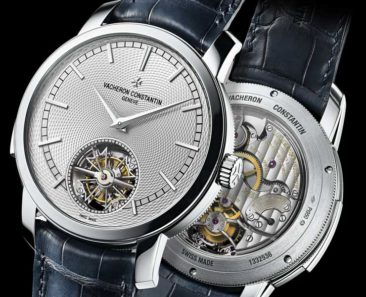 Pre-SIHH: Vacheron Constantin Traditionelle Minutenrepetition Tourbillon