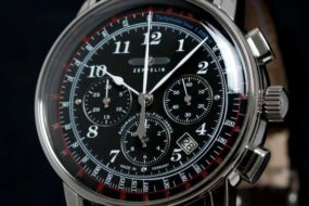 Zeppelin LZ 126 Chronograph Serie Los Angeles