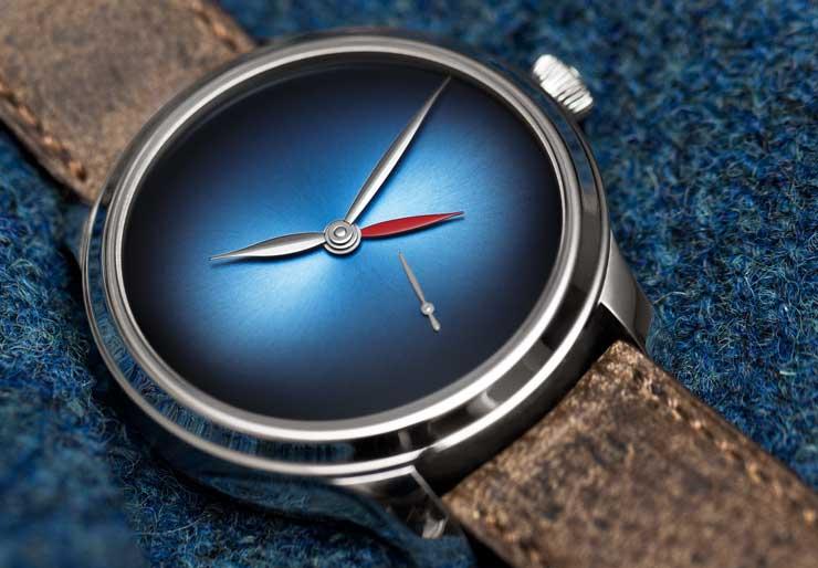 H.Moser & Cie Endeavour Dual Time Concept