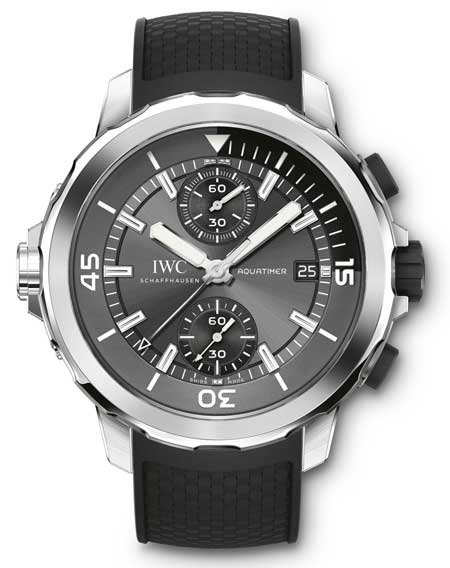 IWC Chronograph Edition Sharks