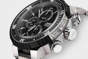 Facelift für einen Profi: der neue Oris ProDiver Chronograph