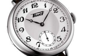 Tissot Heritage 1936: stilgerechte Vintage-Interpretation