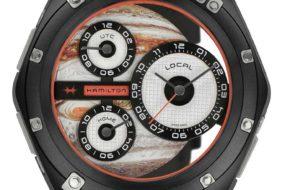 Hamilton ODC X-03: der interstellare Uhren-Hybrid
