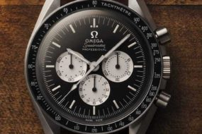 Omega SpeedyTuesday limited Edition on sale at Instagram