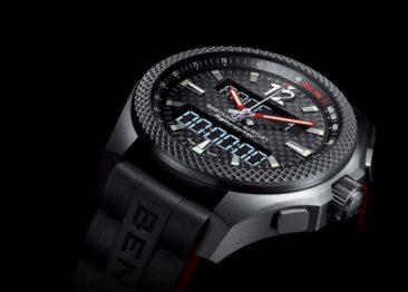 Breitling for Bentley Supersports B55: Sportlicher Charaktertyp