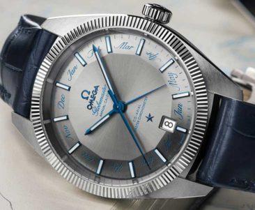 Omega Globemaster Co-Axial Master Chronometer Annual Calendar 41 mm