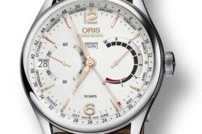 Baselworld-Preview: stilbewusster Business-Timer – die neue Oris Artelier Calibre 113