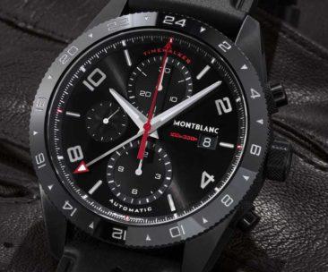 SIHH-Neuheit: Montblanc TimeWalker Chronograph UTC