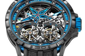 SIHH-Neuheit: Roger Dubuis limitierte Excalibur-Pirelli-Sondermodelle