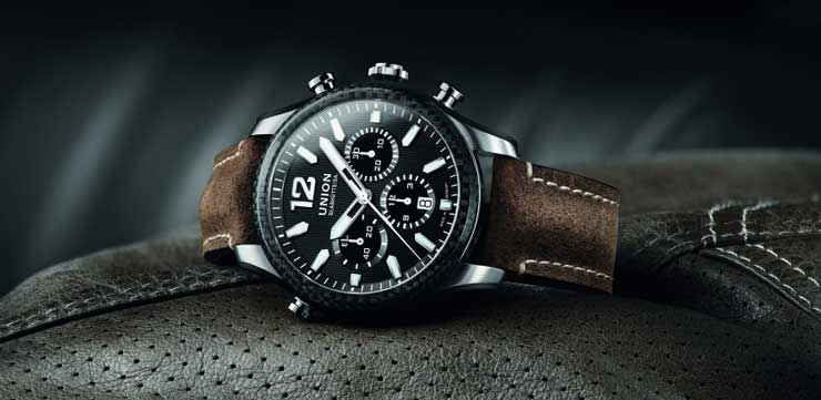 baselworld preview union glash tte belisar chronograph sport. Black Bedroom Furniture Sets. Home Design Ideas