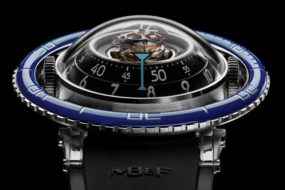 Horological Machine No.7 Aquapod von MB&F
