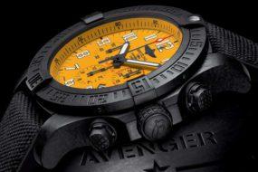 Weltpremiere: Breitling Avenger Hurricane 12H