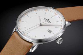 Premiere auf der Inhorgenta: Junghans FORM – die neue Uhrenlinie