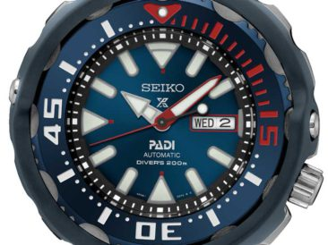 Neues PADI-Special der Seiko Prospex Diver`s Automatik