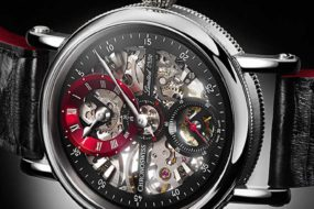 Baselworld Preview: Chronoswiss Flying Grand Regulator Skeleton
