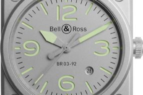 Baselworld Preview: Bell&Ross BR 03-92 Horolum