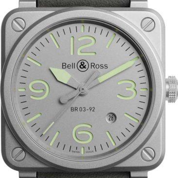 Baselworld Preview: Bell&Ross BR 03-92 Horolum