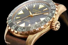 Baselworld-Preview: Eterna KonTiki Bronze Limited Edition