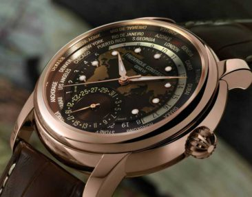 Baselworld Preview: Classic Worldtimer Manufacture