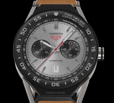 "TAG Heuer Connected Modular 45: modularer Luxus ""Swiss Made""."