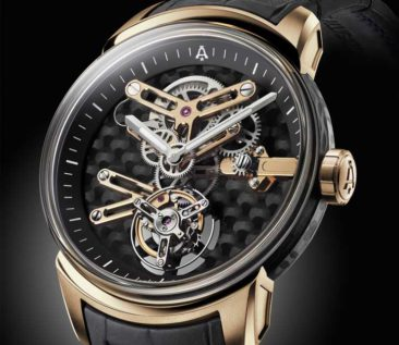 Angelus U21 Tourbillon und U22 Tourbillon