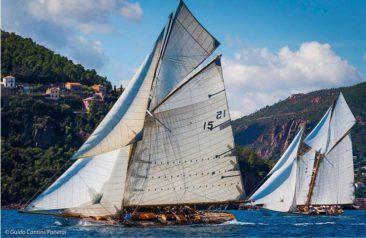 Für für klassische und historische Yachten: Panerai Classic Yachts Challenge 2017