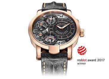 Armin Strom Mirrored Force Resonnance mit Red Dot Design Award ausgezeichnet
