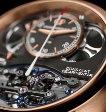 Girard-Perregaux Constant Escapement L.M. 46mm