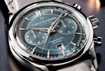 Carl F. Bucherer Manero Flyback in neuen Varianten