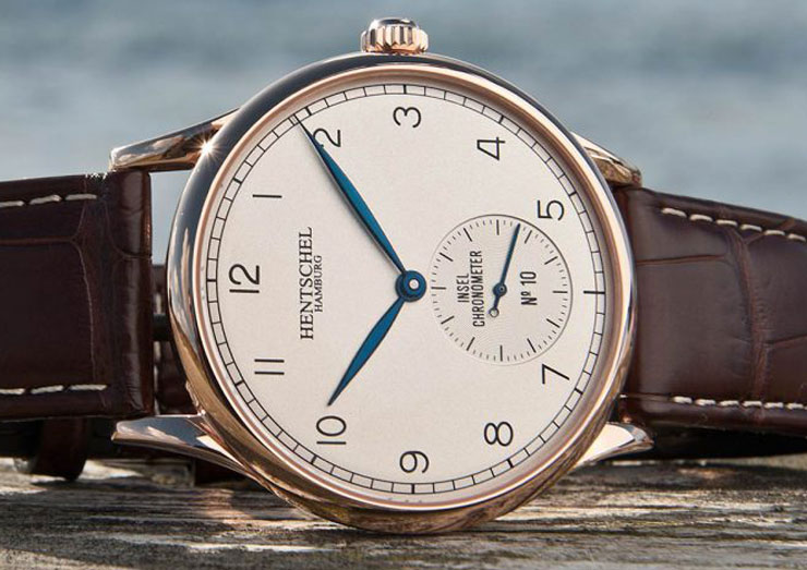 Hentschel H1 Inselchronometer: Made in Sylt