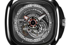 Sevenfriday S3/01: für Autokenner, Design-Enthusiasten und Technikfans