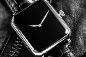 Die Swiss Alp Watch Zzzz: eine mechanische Uhr im Standby-Look einer Smartwatch