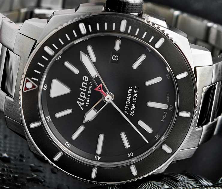 Alpina Seastrong Diver 300