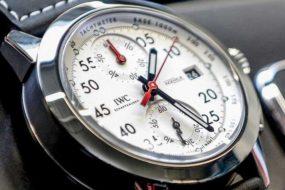 IWC Ingenieur Chronograph Sport Edition 50 Jahre Mercedes AMG