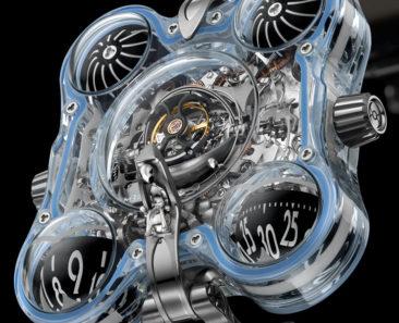 Comeback der Aliens: MB&F Horological Machine N°6 Alien Nation