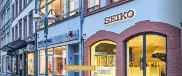 Deutsche Seiko Boutique mit eigener Webpräsenz online