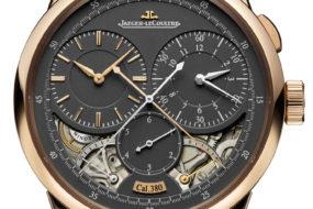 Boutique-Version: Jaeger-LeCoultre Duomètre Chronographe