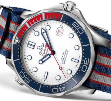 OMEGA Seamaster Diver 300M Commander's Watch: die neue für 007