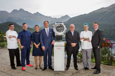 Carl F. Bucherer und Gault Millau: Kulm Hotel St. Moritz ist Hotel des Jahres