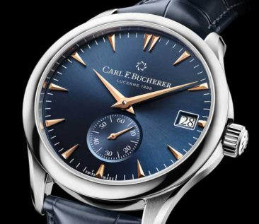 Carl F.Bucherer Manero Peripheral limited Boutique Edition
