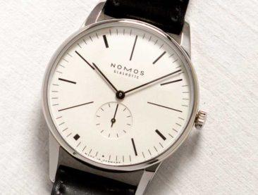Auf 100 limitiert: Nomos Orion Limited Edition 100 Years De Stijl