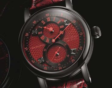 Chronoswiss Flying Regulator Red Passion für Only Watch 2017