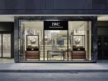 Umgezogen: IWC Schaffhausen Boutique Genf jetzt in der Rue du Rhône
