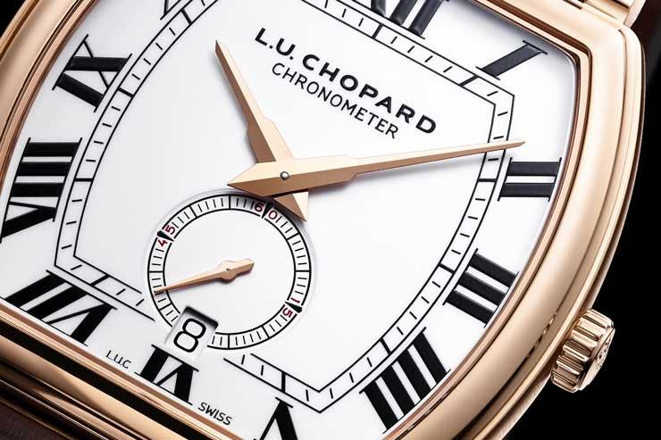"""L.U.C Heritage Grand Cru: neuer """"Tonneau"""" Chronometer"""
