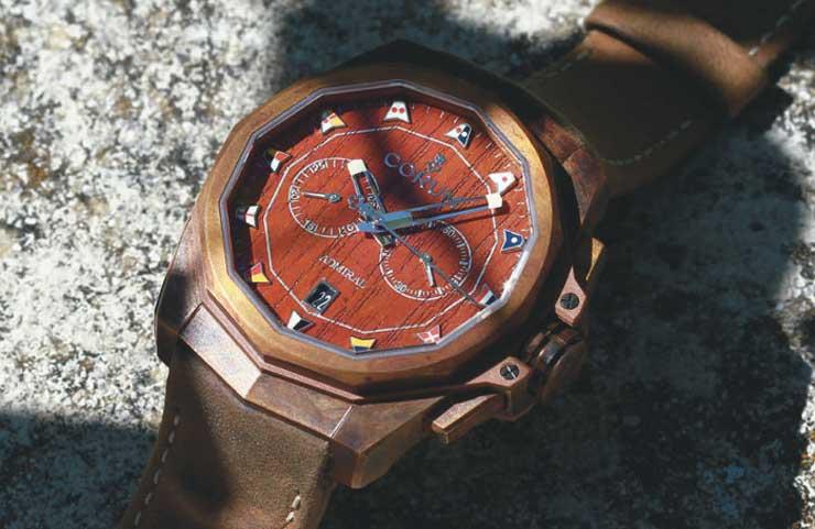 Corum Admiral AC-One 45 Chronograph Bronze
