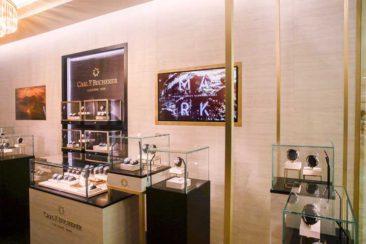 Carl F. Bucherer eröffnet Markenboutique in Moskau